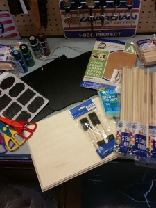 Picture of Craft Supplies