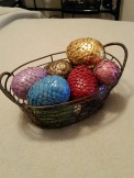 Dragons eggs finished