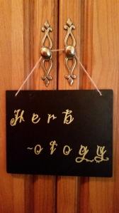 Herbology Sign