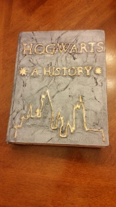 Hogwarts a History Book Completed