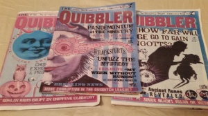 Quibbler Magazine Done