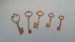 Keys Before