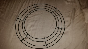 Wire Circle for Flying Keys